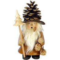 Pine Cone Man, Ulbricht German Christmas Smokers - SavvyNiche.com