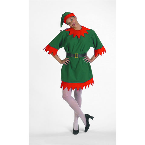 Elf Tunic, Elf & Santas Helper Costume Suits - SavvyNiche.com