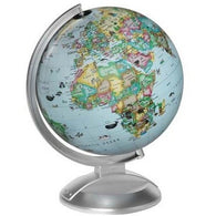 Lighted Blue, Kids/Children Globe - SavvyNiche.com