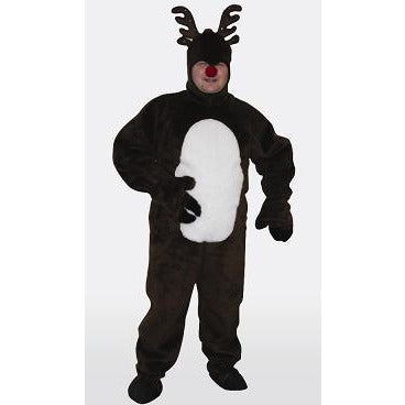 Reindeer with Hood, More Costumes - SavvyNiche.com