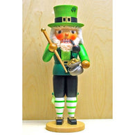 Saint Patrick Day Irish Man, Erzgebirge German Nutcrackers - SavvyNiche.com