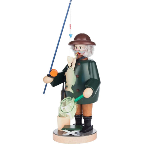 Fisherman, Dregeno Incense Burner Smokers - SavvyNiche.com