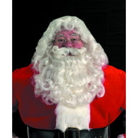 Professional Santa Wig & Beard Set, Santa Claus Wig and Beard Sets - SavvyNiche.com