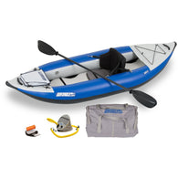 Inflatable Kayak 300XK Discount Pro Carbon Package, Inflatable Kayak - SavvyNiche.com