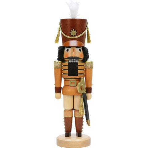 Soldier with sword, Ulbricht Large Size Nutcrackers - SavvyNiche.com