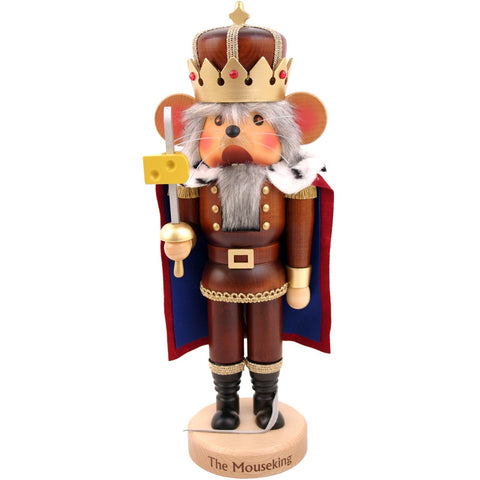 Mouse King, Ulbricht Limited Edition Nutcrackers - SavvyNiche.com