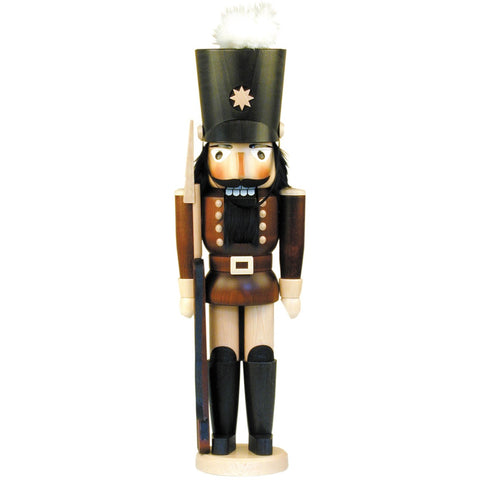 Soldier with rifle, Ulbricht Large Size Nutcrackers - SavvyNiche.com