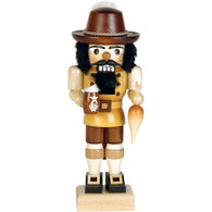 Bavarian Beer Drinker, Ulbricht Medium Size Nutcrackers - SavvyNiche.com