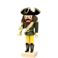 Green Coachman, Ulbricht Medium Size Nutcrackers - SavvyNiche.com