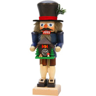 Clock Maker, Ulbricht Medium Size Nutcrackers - SavvyNiche.com