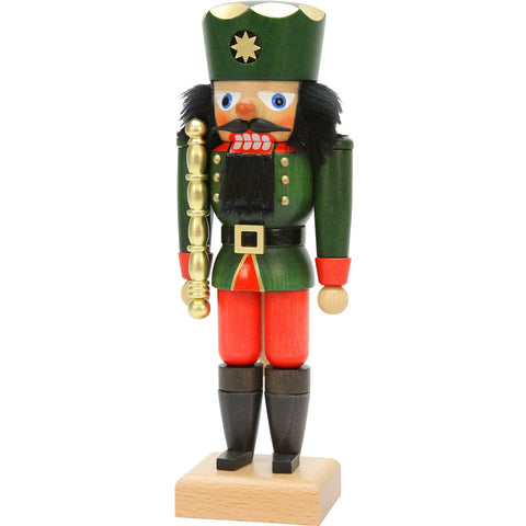 Green King, Ulbricht Medium Size Nutcrackers - SavvyNiche.com