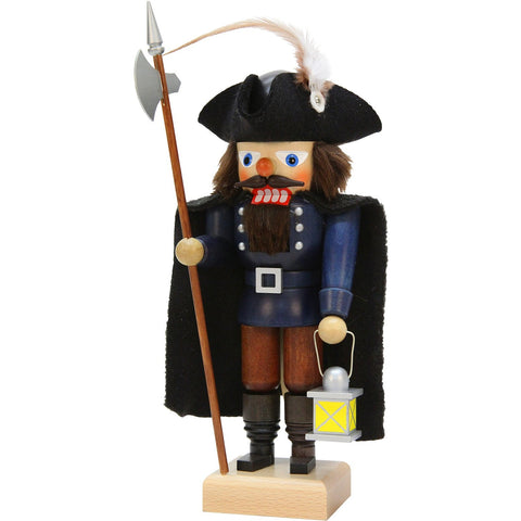 Night Watchman, Ulbricht Medium Size Nutcrackers - SavvyNiche.com