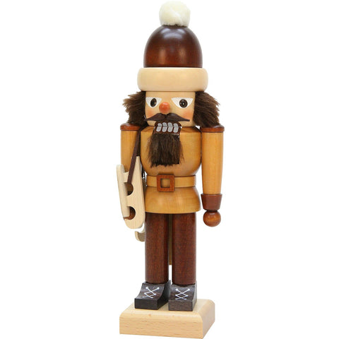Ice Skater Nutcracker, Ulbricht Medium Size Nutcrackers - SavvyNiche.com