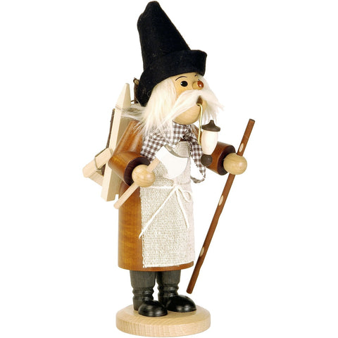 Wood Chopper Woodsman, Ulbricht German Christmas Smokers - SavvyNiche.com