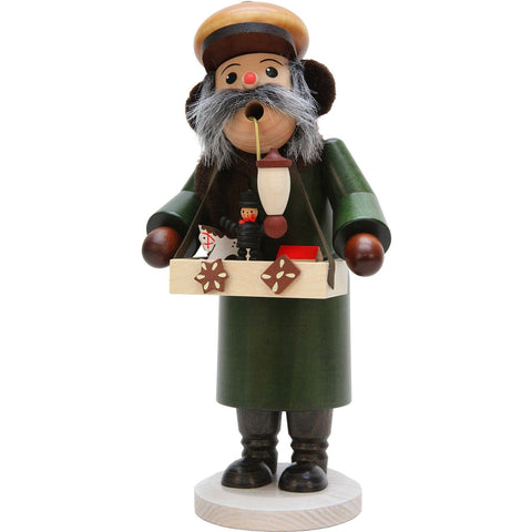 Toy seller, Ulbricht German Christmas Smokers - SavvyNiche.com