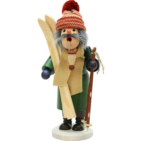 Skier, Ulbricht German Christmas Smokers - SavvyNiche.com