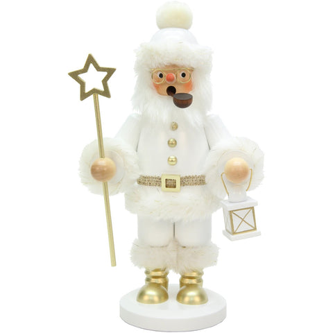 White Santa, Ulbricht German Christmas Smokers - SavvyNiche.com