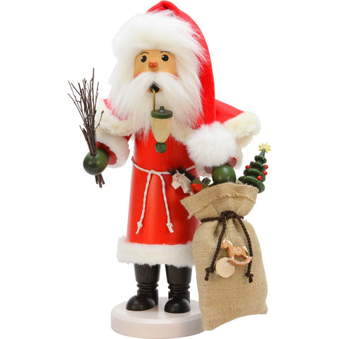 Large Santa with Sack Smoker, Ulbricht German Christmas Smokers - SavvyNiche.com