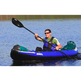 Sea Eagle Whitewater Inflatable Kayak 380XK Explorer Package, Inflatable Kayak - SavvyNiche.com