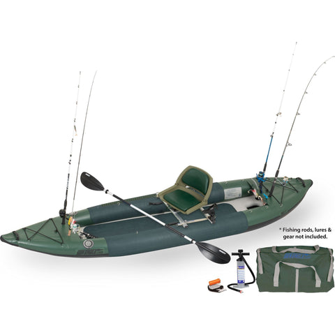 Inflatable Blow Up Best Fisherman Kayak for sale cheap