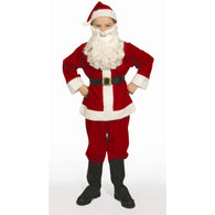 Child Santa Suit, Santa Costume Suits - SavvyNiche.com