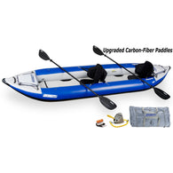 Inflatable Kayak 420XK Discount Pro Carbon Package, Inflatable Kayak - SavvyNiche.com