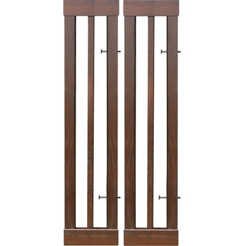"Pet Gate Extension Kit Citadel (allows spans of 32"" to 50"")"