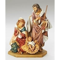 Large Holy Family Figures, Christmas Nativity Figurine Scene Sets - SavvyNiche.com