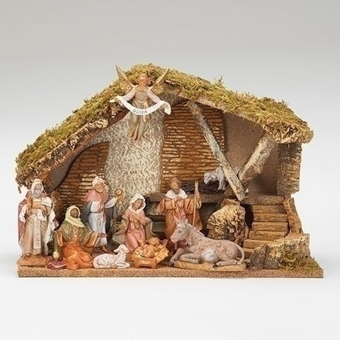 Christmas Nativity Set 16 Piece Nativity Scene