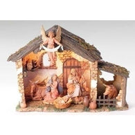 6 Piece Nativity Set, Christmas Nativity Figurine Scene Sets - SavvyNiche.com