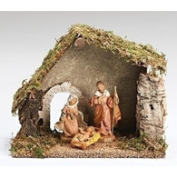 3 Piece Nativity Set, Christmas Nativity Figurine Scene Sets - SavvyNiche.com