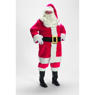 Father Christmas Santa Suit, Santa Costume Suits - SavvyNiche.com