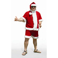 Sunny Claus, Santa Costume Suits - SavvyNiche.com