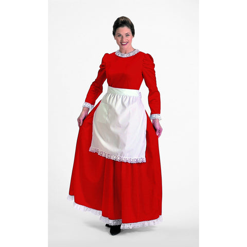 Christmas Charmer, Mrs. Claus Costume Suit - SavvyNiche.com