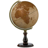 Leather Expedition Desk Globe