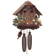 Eight Day Cuckoo Clock Cottage, 8 Day Chalet Cuckoo Clocks - SavvyNiche.com