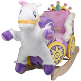 Princess Carriage Rocker, Rocking Animals - SavvyNiche.com