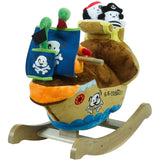Ahoy Doggie Pirate Ship, Rocking Animals - SavvyNiche.com