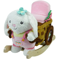 Beatrice Bunny Rabbit, Rocking Animals - SavvyNiche.com