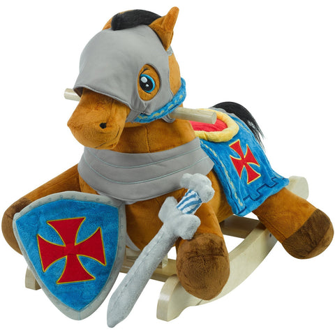 Knight's Horse, Rocking Animals - SavvyNiche.com