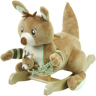 Roo Roo The Kangaroo, Rocking Animals - SavvyNiche.com