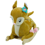 Petals The Fawn Deer, Rocking Animals - SavvyNiche.com