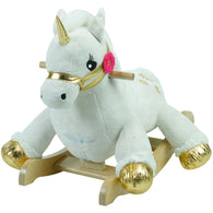 Angel The Unicorn, Rocking Animals - SavvyNiche.com
