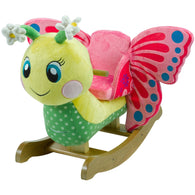 Flutter The Butterfly, Rocking Animals - SavvyNiche.com