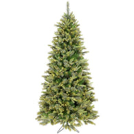 7.5 FT Slim Artificial Christmas Tree