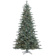 7.5 FT. Decorative Artificial Pre Lit Christmas Tree