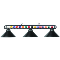 Pool Table Light Billiard Balls Lamp Fixtures