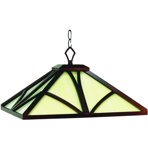 English Tudor Hanging Lights, Pendant Billiards Light - SavvyNiche.com