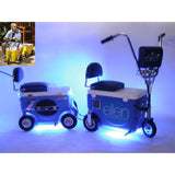 Cooler Scooter 1000w Black, Cooler Scooter - SavvyNiche.com