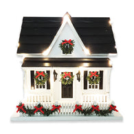 <FONT COLOR=GREEN><B>Christmas Holiday Birdhouse LED Light Up Lights </B><BR><B></FONT><FONT COLOR=RED>BEST SELLER !</FONT></B>